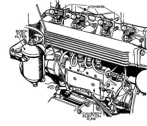 engine diagram perkins 7h3xl2