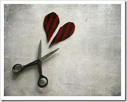 Me cortaste el corazón