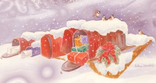 cartas de navidad