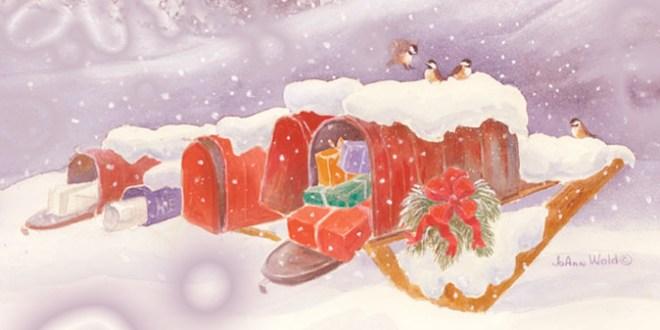 Concurso de Cartas de Navidad