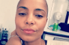 Sanaa Lathan Shaves her Head Bald and She Looks Amazing