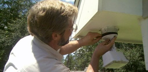 How to Install an Outdoor Security Light Today\u0027s Homeowner