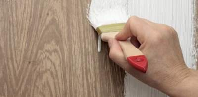 How to Paint Over Wallpaper | Today's Homeowner