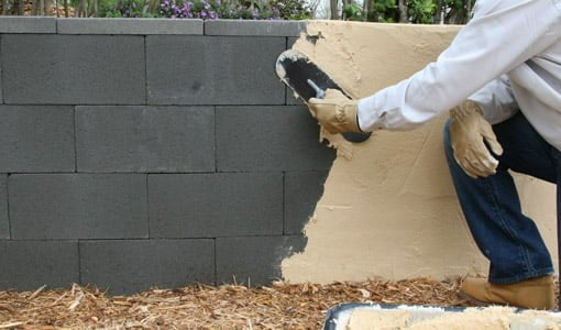 Build A Concrete Block Wall The Easy Way With Quikrete Quikwall