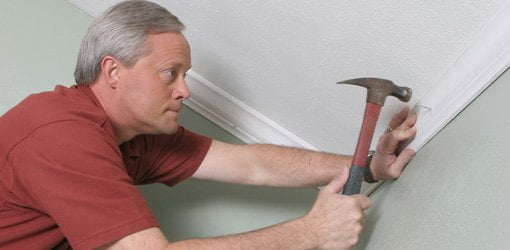How To Cut And Install Crown Molding | Today'S Homeowner