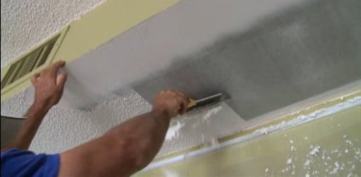 Tips For Diy Textured Popcorn Ceiling Removal | Today'S Homeowner