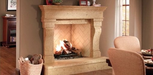 Diy Fire Place Diy Do It Your Self