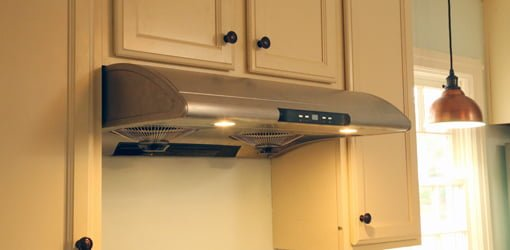 Kitchen Range Hood or Over the Range Microwave for Venting Today\u0027s