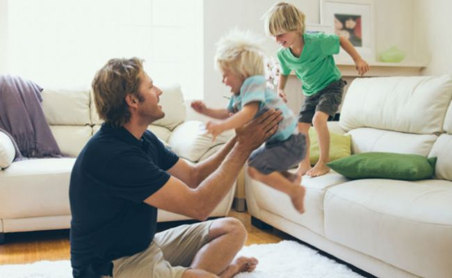 How To Channel Your Overactive Child S Energy
