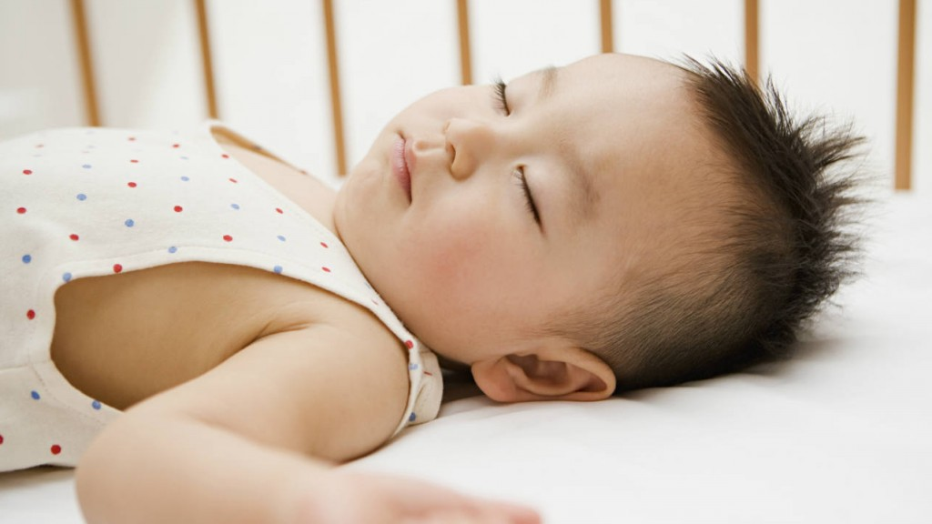 5 steps to get your baby on a sleep schedule