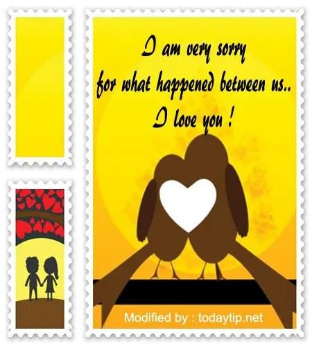 Apology Love Letter Example apology love letter love letter