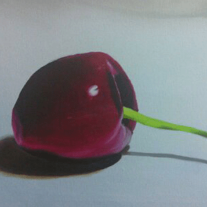 My First Complete Oil Painting
