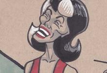 Sketchbook FB Group - Cruella DeVille