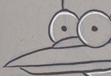 Sketchbook - Mordecai