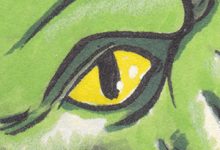 Sketch Card - Buddy 'Thulhu