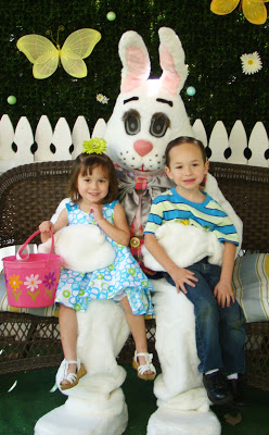 Easter Bunny Photos - Spring Events in Southern CA