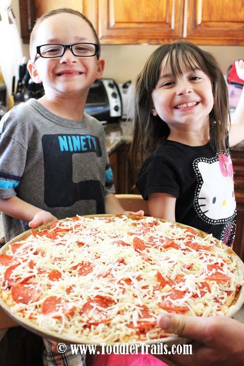 Raddish Box Pizza