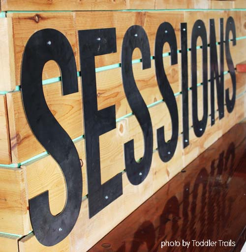 Sessions Newport Beach, Sessions Sandwiches