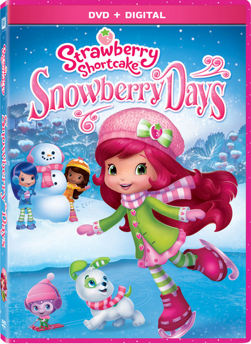 Snowberry Days DVD Cover