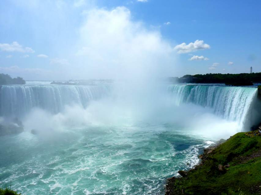 Fall Wallpaper Border A Concise Guide To Planning A Trip To Niagara Falls Canada