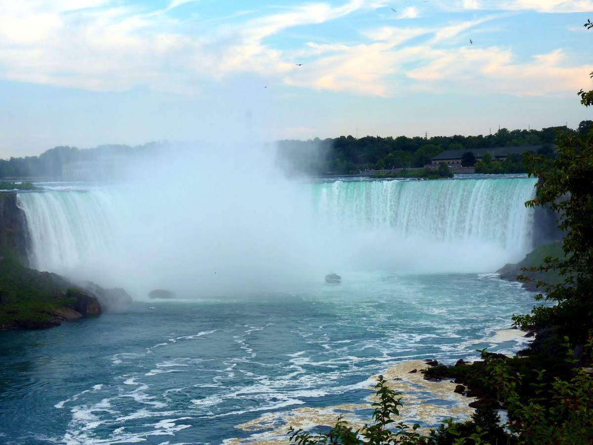 Beautiful Fall Wallpapers Niagara Falls In A Day One Day Trip To Niagara Falls