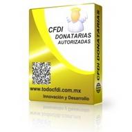 CFDi-Donatarias