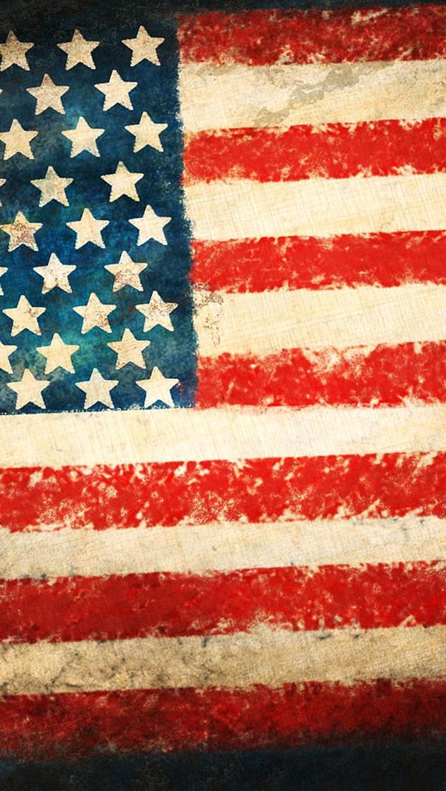Kawaii Wallpaper Iphone 6 Bandera De Estados Unidos Iphone 5 5s