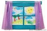 Como hacer una ventana de juguete para niños