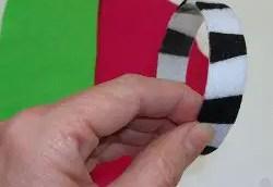 como hacer pulseras plastico