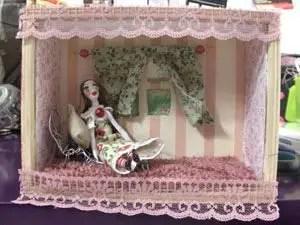 Como hacer una casita de muñecas