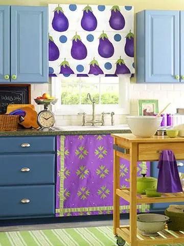 Como hacer una cortina romana para la cocina todo for Como hacer cortinas de cocina