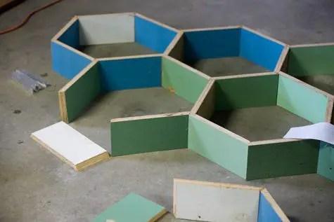 como hacer estanterias originales