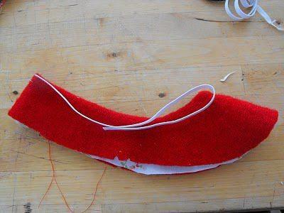 como hacer pantuflas paso a paso