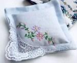 Como hacer pañuelos perfumados para regalar en el dia de la madre