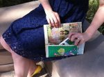 Como hacer una cartera de mano reciclada