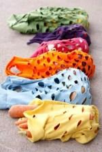 Manualidades de niños para el dia de la madre: bolsa de compras artesanal