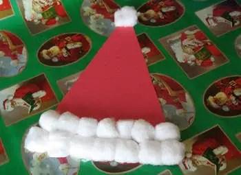 como hacer manualidades de navidad para niños