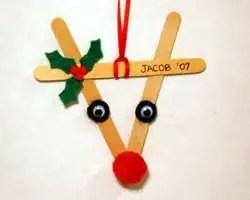 manualidad para niños navidad