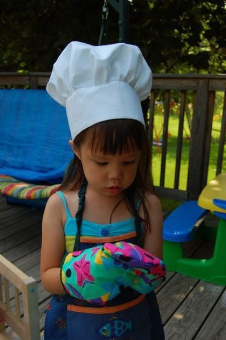 Como hacer gorro de chef para niños | Todo Manualidades