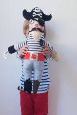 Como hacer un muñeco pirata