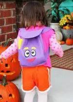 Como hacer una mochila de Dora la exploradora
