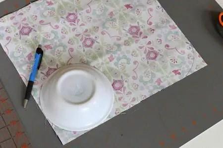 como hacer un cojin para niños