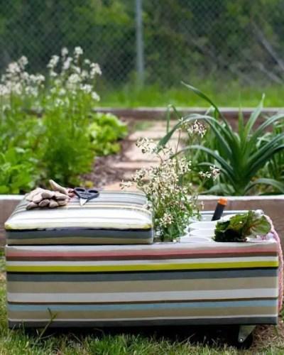 organizador de jardineria