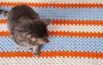 Como hacer un punto de crochet simple en línea recta