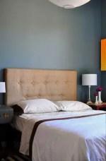 Como hacer cabeceras de cama con arpillera