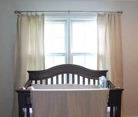 C mo hacer cortinas todo manualidades for Como hacer cortinas para sala
