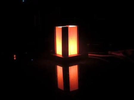 Como hacer lamparas decorativas todo manualidades - Como hacer lamparas originales ...