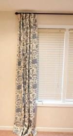 Como hacer cortinas primaverales