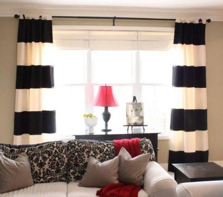 reciclar cortinas viejas