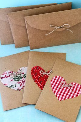 cartas para san valentin manualidades